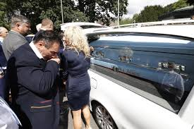Image result for Staff at the funeral parlour discovered the baby in the 33-year-old mothers coffin on the eve of her funeral