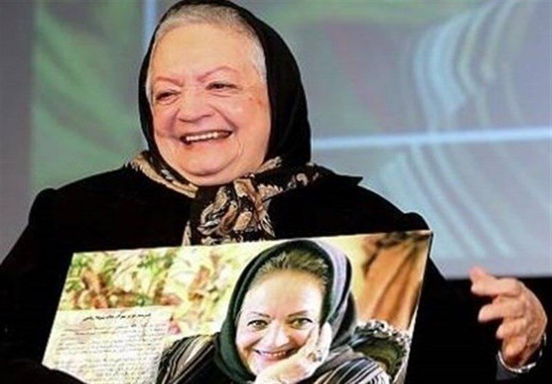 Image result for شهلا ریاحی