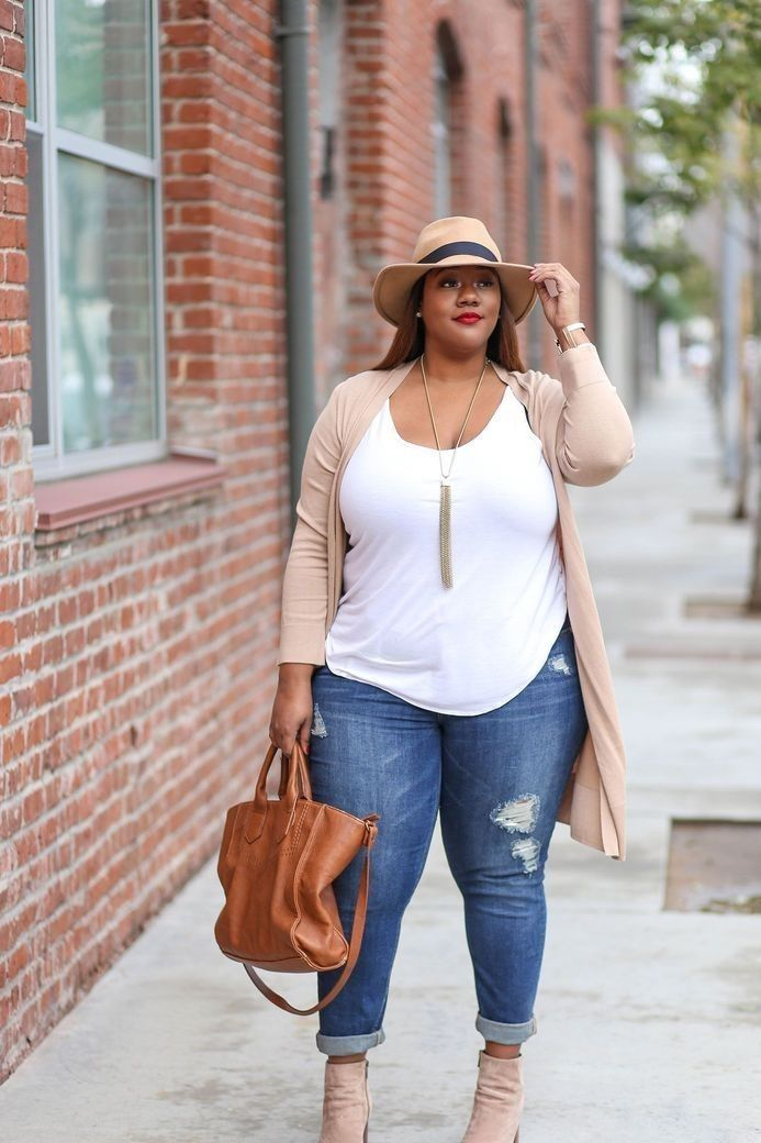 33 Amazing Outfit Idea for Women Plus Size In Spring (With images ...