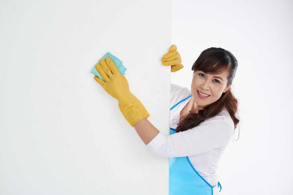 A Simple Guide To Clean Walls - Fox Cities Janitorial Fox Cities Janitorial